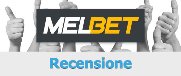 Betting Melbet Italia, scommesse H24 e qualità del servizio a cinque stelle