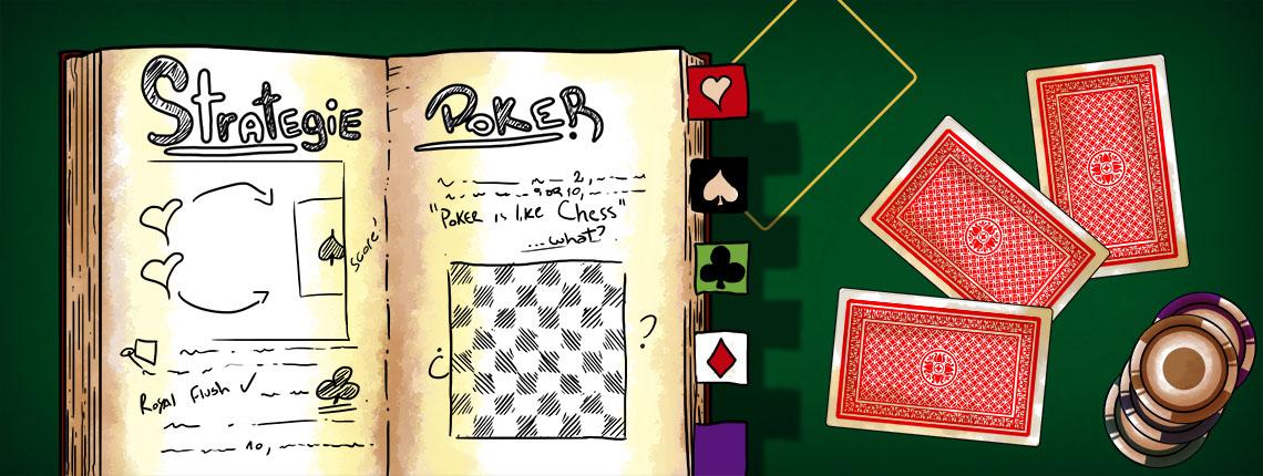 Strategia di poker online