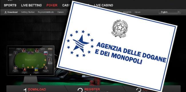 poker legale italia